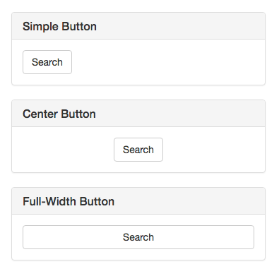 How to create a button full-width with bootstrap ?
